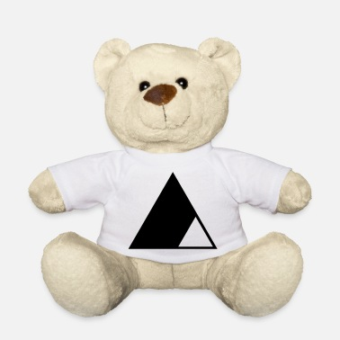 Triangle Triangle in the triangle - Teddy Bear