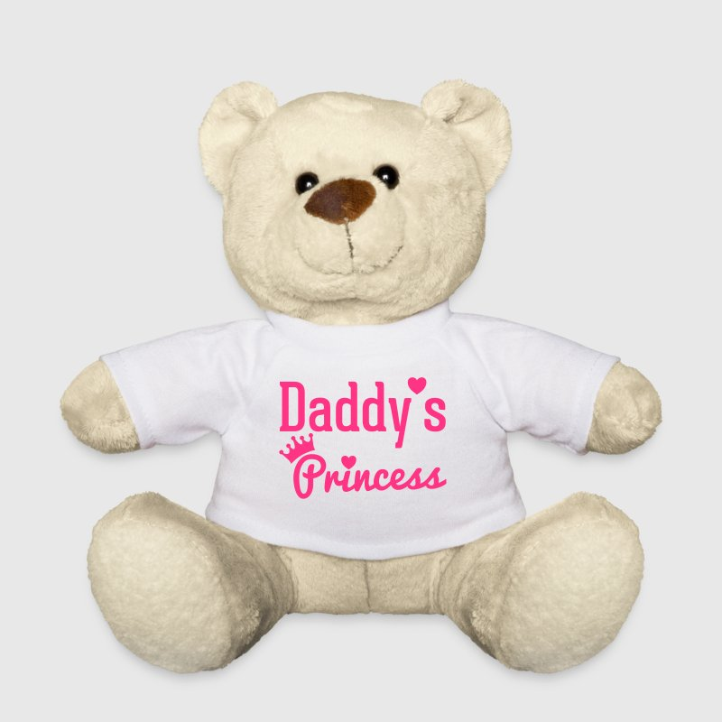 Daddy's Princess - Teddy Bear