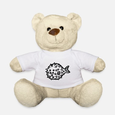 Sumu Lee puffer fish - Teddybeer