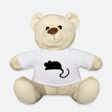 Mouse Mouse mouse gift idea / mouse - Teddy Bear