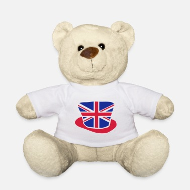 English english english hat - Teddy Bear