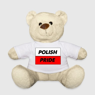 Polish polish pride - Teddy Bear
