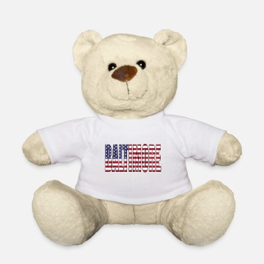 Baltimore BALTIMORE Stars and Stripes - Teddy Bear