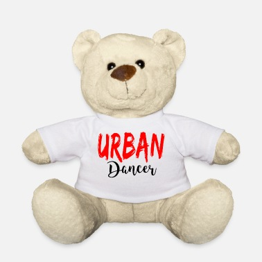 Urban Urban Dancer - Urban Dance Shirt - Teddybjørn