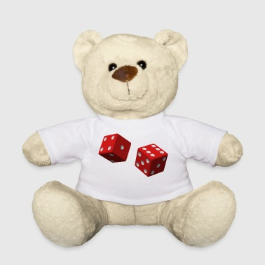 The red dice - Teddy Bear