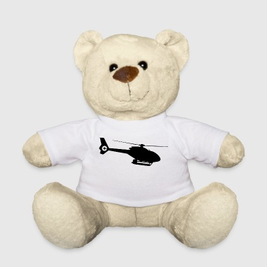 helicopter - Teddy Bear