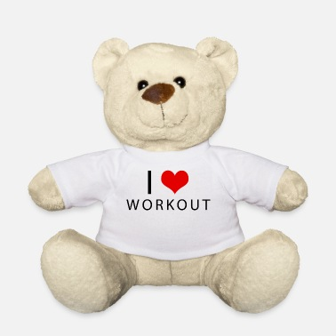 Workout workout - Nalle