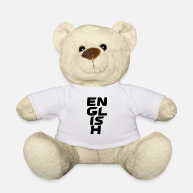 English English - Teddy Bear