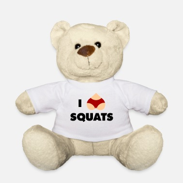 Squat squats - Teddy