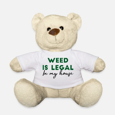 Cannabis - marihuana - dope - græs - Gift - Bamse