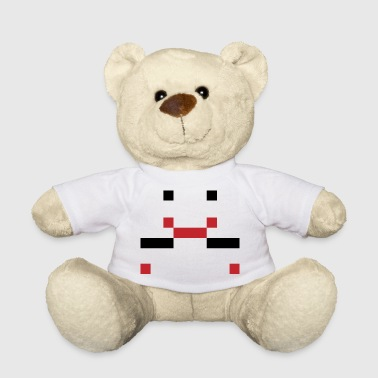 Getbranded: Jason VoorHees Minecraft - Teddy Bear