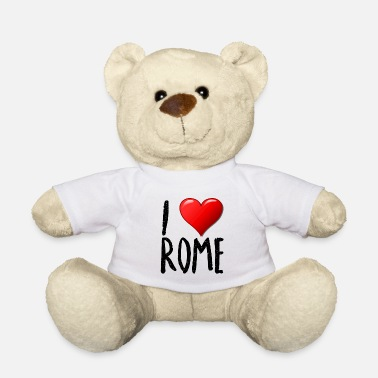 Rome I love Rome - Teddy Bear