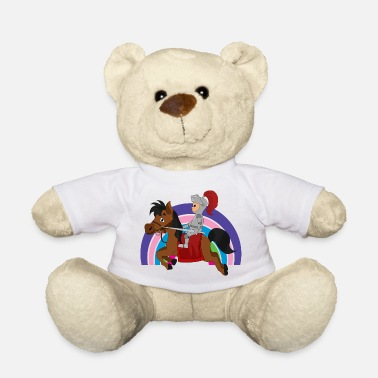 Knights Cross Knight Knight - Teddy Bear