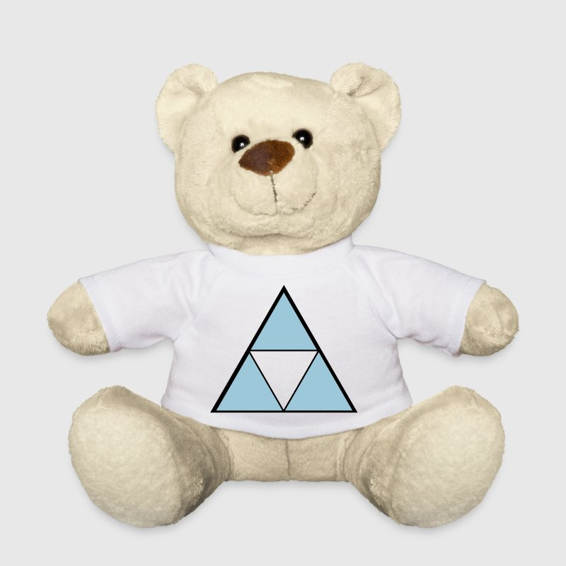 Hipster Triangle - Teddy Bear