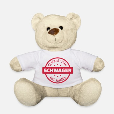 Brother Sister in law Brother in law Schwager Schwägerin - Teddy Bear