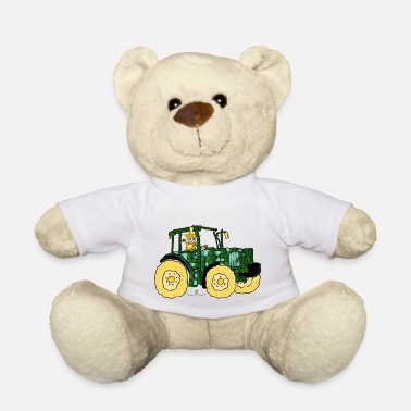 Arena Arena drives tractor - The of Orbis - Teddy Bear