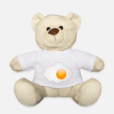 Egg Yolk Fried egg with egg yolk - Teddy Bear