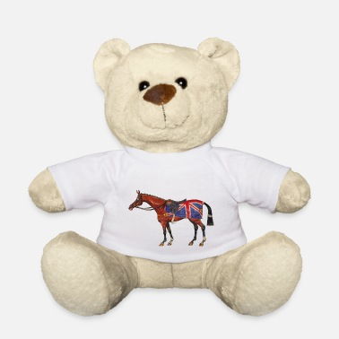 British British horse - Teddy Bear