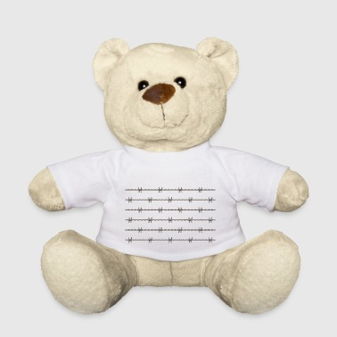 Barbed Wire / Barbed Wire / Trend 2018 - Teddy Bear