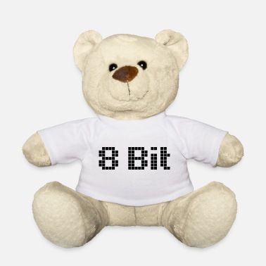 8 Bit 8 bits - Teddy Bear