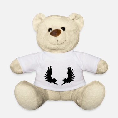 Garden Underwear Back Wings - Teddy Bear
