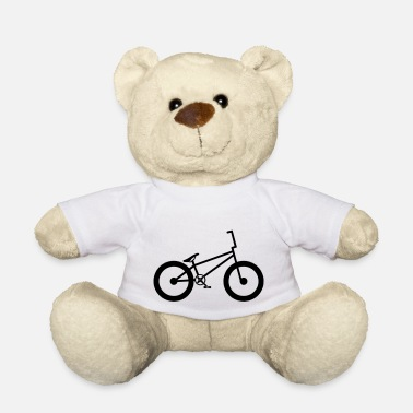 BMX Bicycle Sports Bike - Teddy Bear