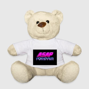 Asap forever 80s sign - Teddy Bear