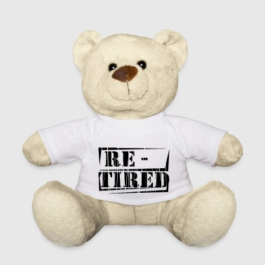 Retired - Teddy Bear