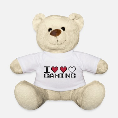 I Heart I Heart Gaming Quote - Nounours