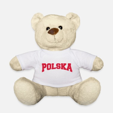 Pool Polen Polska Polen Poolse geschenk - Teddy