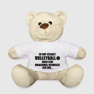 Il a dit volleyball ou je volleyball - Nounours