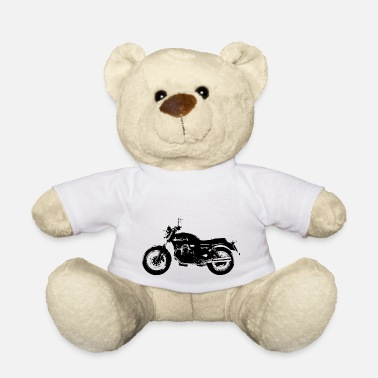 Motor motor - Teddy Bear