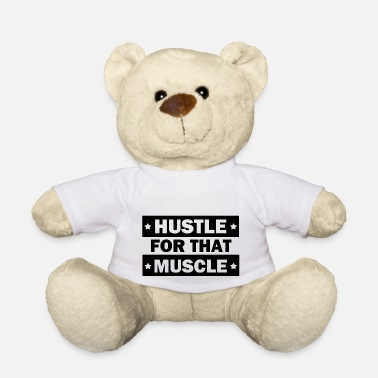 Muscle muscles - Teddy Bear