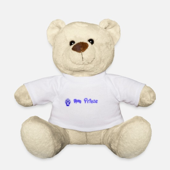 Stylish Teddy Bear Toys - my prince - Teddy Bear white
