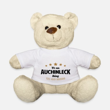 It's an auchinleck name thing stars never - Teddy Bear