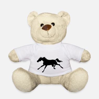 Gallop Galloping Horse - Teddy Bear