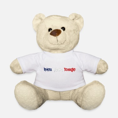 Red White And Blue BLUE WHITE RED TAGG - Teddy Bear