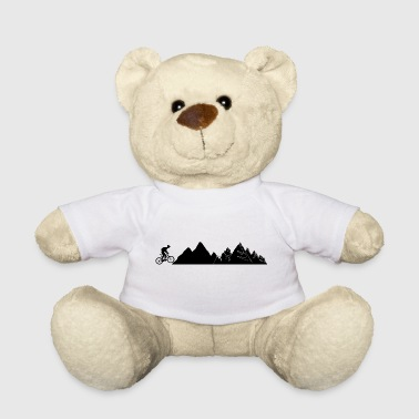 Mountain Bike Mountains Bike - Teddy Bear