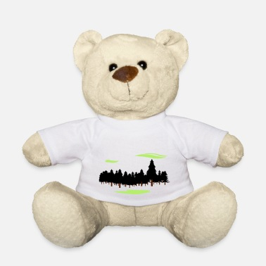 Forest Forest Forest - Teddy Bear