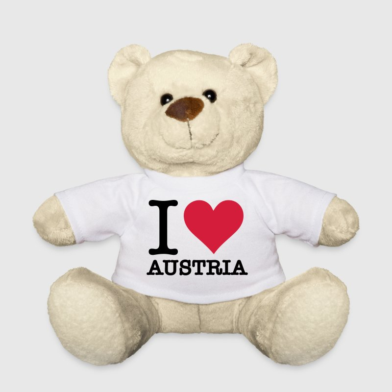 I love Austria - Teddy Bear