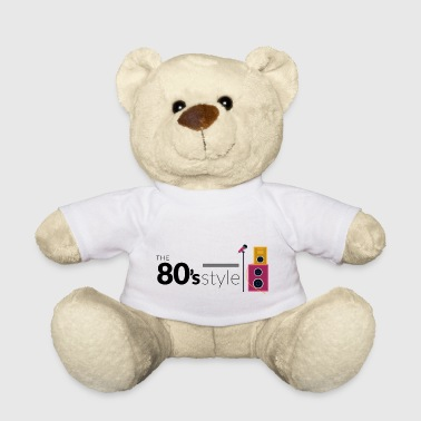 80s - Teddy Bear