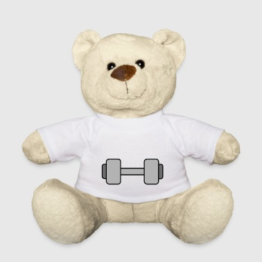 Dumbbell dumbbell - Teddy Bear