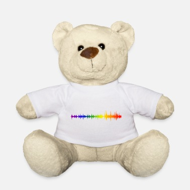 Sound Music Gay Pride - Teddybeer