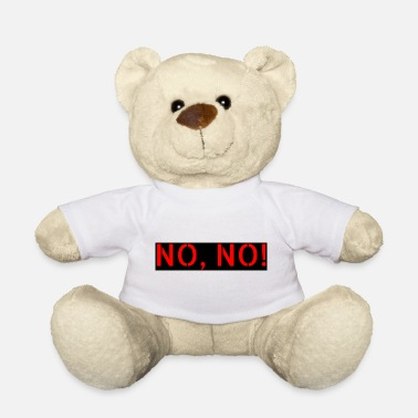 English No no! - English - Teddy Bear