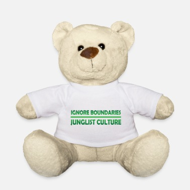 Andy Junglist Culture | Ignore Boundaries | DNB - Teddy Bear