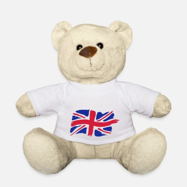 unionjackbrush - Teddy Bear