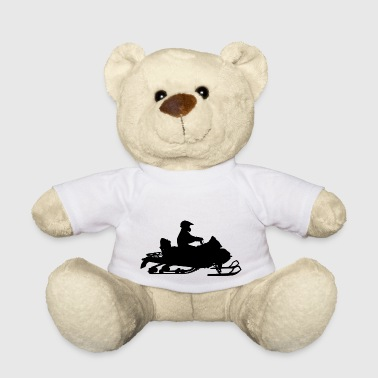 Snowmobile snowmobile snowmobile - Teddy Bear