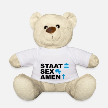 State Exam State Examination / State Sex Amen - Teddy Bear