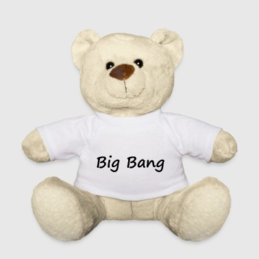 big bang - Osito de peluche