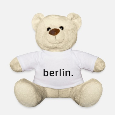 berlin - Germany - Holidays - Teddy Bear